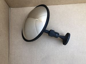 """Convex RV, Truck, 5"""" Forklift mirror with Heavy Duty Mount for Sale in Ontario, CA"""