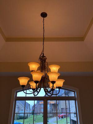 Large chandelier for Sale in Nashville, TN
