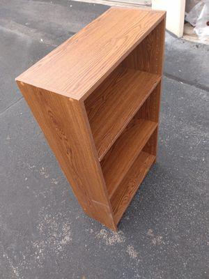 Small light book shelf for Sale in San Antonio, TX