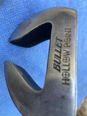 Bullet hollow point golf club putter for Sale in Artesia, CA