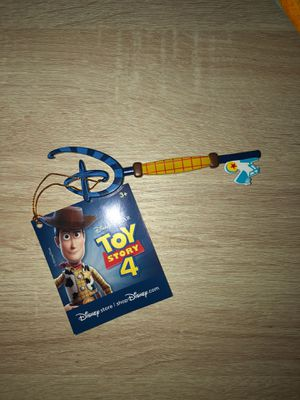 NEW Disney Store Collectible Toy Story Key Limited Edition for Sale in Tustin, CA