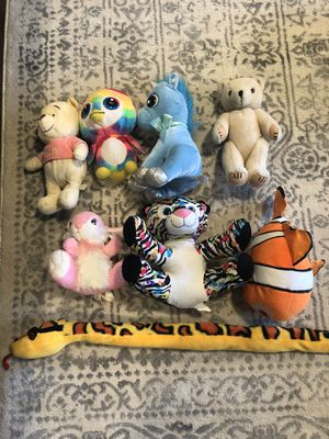 Stuffed animals for Sale in Boring, OR