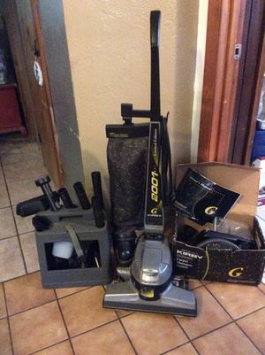 Kirby vacuum with attachments and carpet shampoo system for Sale in Pinellas Park, FL
