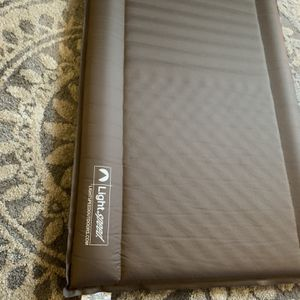 Self inflating sleeping Mattressp Pad for camping for Sale in Reston, VA