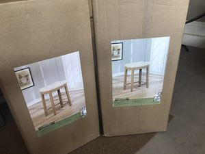 Bar Stools-Brand New In Box for Sale in Peoria, AZ