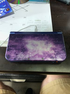 New Nintendo 3ds XL with box and 3 Pokémon games for Sale in Taylor, MI