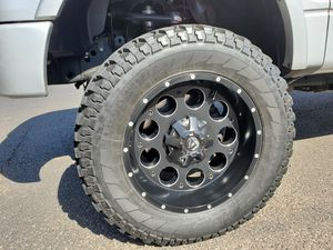 FUEL WHEEL SET 20X10, 35x12.50r20 for Sale in Phoenix, AZ