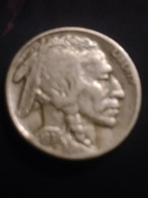 1936 S Indian Head Buffalo Nickel for Sale in Beaumont, TX