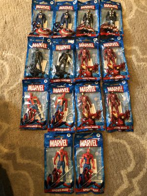 Marvel superheroes. for Sale in Mason, OH