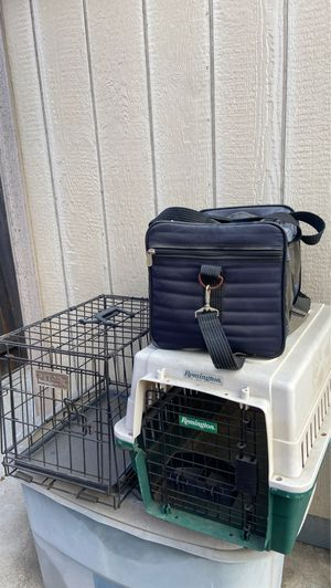 Dog carriers, kennel for Sale in Riverside, CA