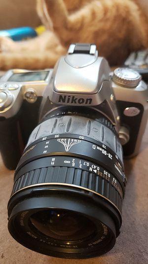 Nikon N75 film camera for Sale in Tampa, FL