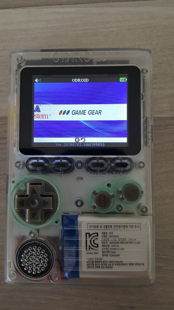 Odroid Go with Completed 2500 + Games! With full Artworks for Sale in  Lynnwood, WA - OfferUp