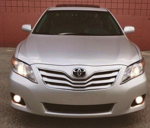Alarm System2012 Camry Toyota XLELights for Sale in Boston, MA