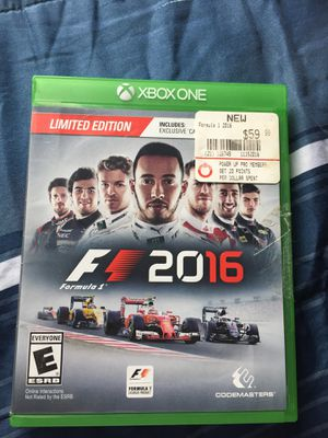 F4 2016 formula 1 limited edition for Sale in West Palm Beach, FL