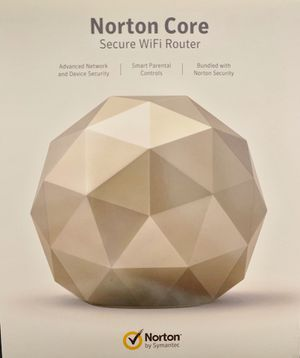 Secure WIFI Router - Norton Core - San Francisco for Sale in San Francisco, CA