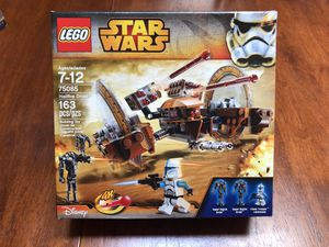 Lego Star Wars Hailfire Droid 75085 for Sale in Los Angeles, CA