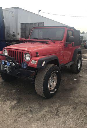 Jeep Wrangler sport for Sale in Orlando, FL