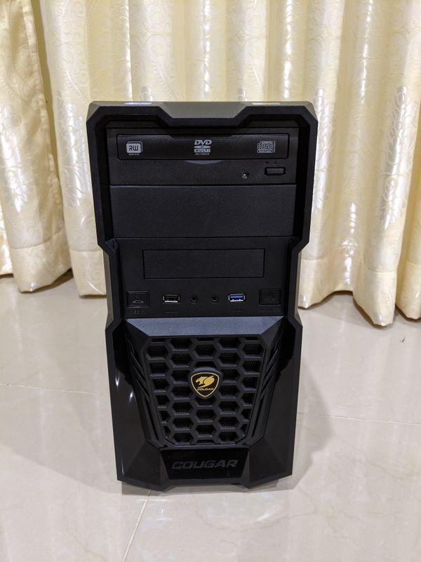 Custom Office Desktop Computer AMD A10 CPU