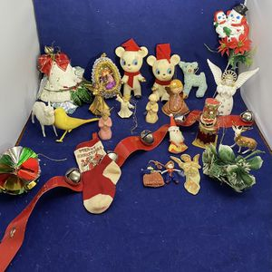 Vintage Christmas Collection Lot for Sale in Trenton, NJ