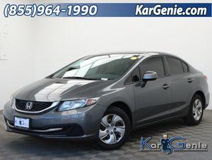 2013 Honda Civic Sdn for Sale in Montclair, CA