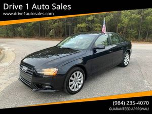 2014 Audi A4 for Sale in Wake Forest, NC