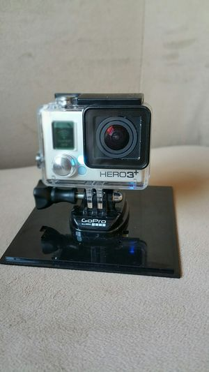 GoPro Hero 3+ Black Go Pro for Sale in Murrieta, CA