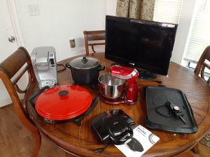 Various housewares 4 kitchen for Sale in St. Petersburg, FL
