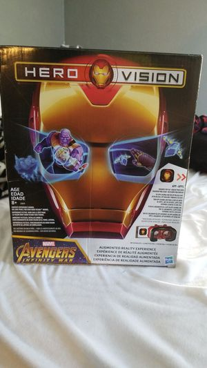 Hero Vision Marvel Iron Man for Sale in Dallas, TX
