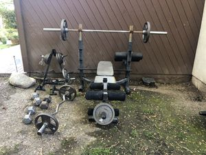 Olimpic Weights for Sale in Whittier, CA