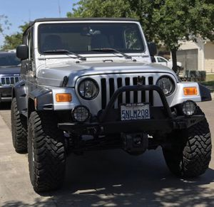 2005 Jeep Wrangler 4x4 Clean title for Sale in Sacramento, CA