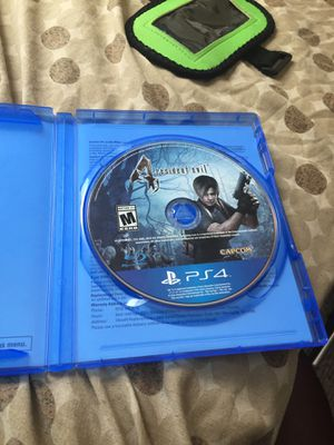Resident Evil, brand new never used. for Sale in Waxhaw, NC