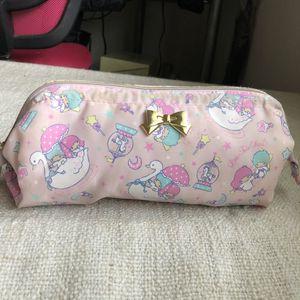 Sanrio Little Twin Stars makeup bag for Sale in Bassett, CA