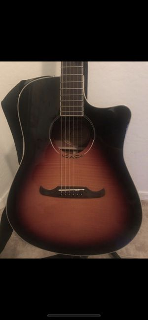 Fender Electric Acoustic Guitar for Sale in Avondale, AZ