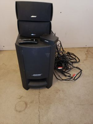 Bose Cinemate GS Series II Digital Home Theater Subwoofer Speakers System for Sale in Los Angeles, CA