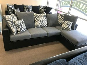 New Sectional......$399........add the matching ottoman-$69... for Sale in Glendale, AZ