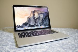 "laptop apple macbook pro 13"" retina display intel core i5 for Sale in Houston, TX"