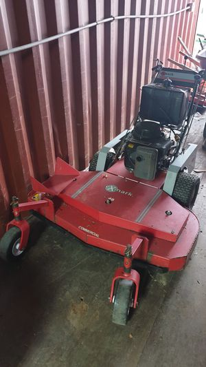 Exmark 48 inch walk behind commercial mower Kawasaki engine belt driven homeowner used for Sale in Levittown, PA