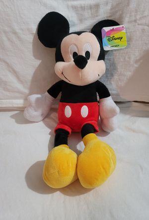 Disney Mickey Mouse 18inch plush Doll for Sale in Phoenix, AZ