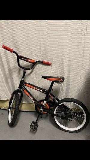 "16"" boys bike. Great bike needs new back tire for Sale in Brandon, FL"