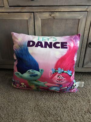 Trolls pillow for Sale in Henderson, NV