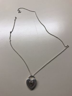 Authentic Tiffany Necklace for Sale in St. Louis, MO