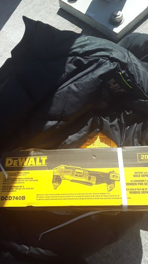 Dewalt right angle drill/driver for Sale in Seattle, WA