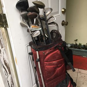 Golf clubs and bags for Sale in Philadelphia, PA