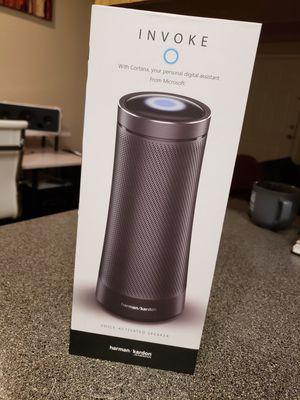 Harmon Kardon Invoke Bluetooth Speaker Graphite New! for Sale in Phoenix, AZ