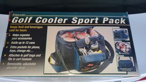 Golf Cooler Sport Pack for Sale in High Point, NC