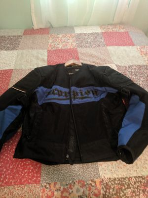 Scorpion motorcycle jacket, Small for Sale in Weldon Spring, MO