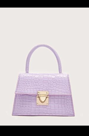 Purple mini satchel purse for Sale in Washington, DC