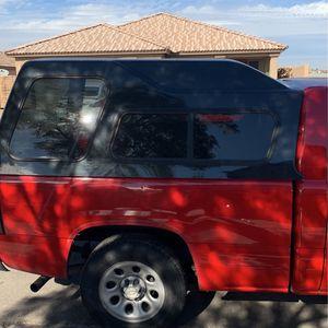 Chevy Silverado camper for Sale in Phoenix, AZ