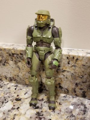 "8"" Halo 2 Mastercheif Action Figure for Sale in Springfield, VA"