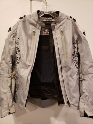 Women's Motorcycle Jacket Atomic 4.0 - Medium for Sale in Union City, NJ